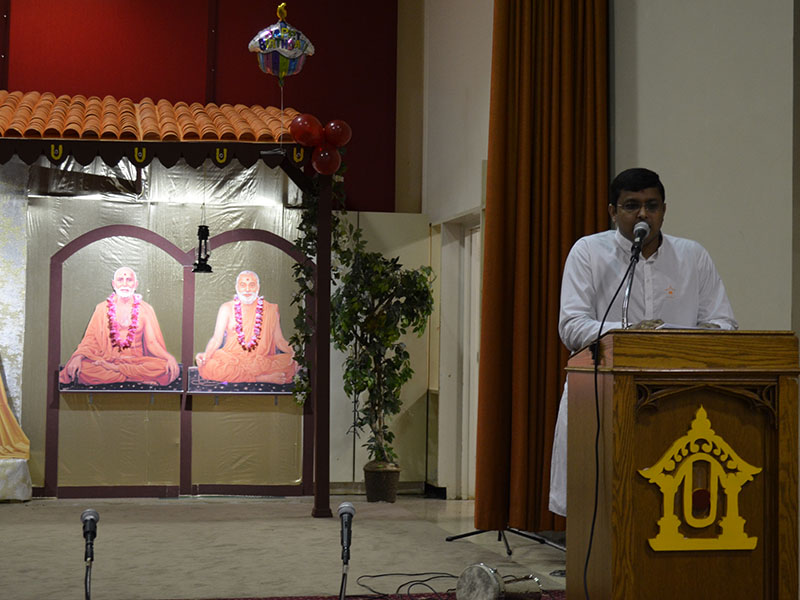 Pramukh Swami Maharaj's 93rd Birthday Celebration, Harrisburg, PA