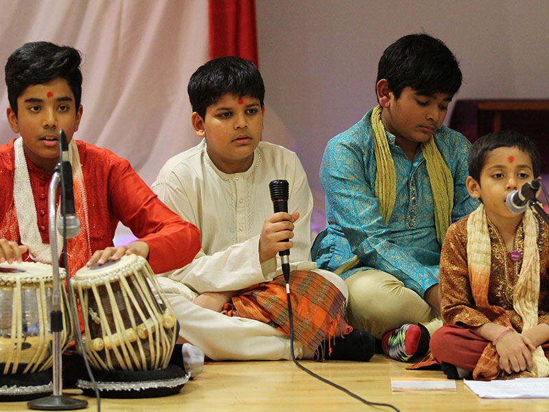 Pramukh Swami Maharaj's 93rd Birthday Celebration, East London