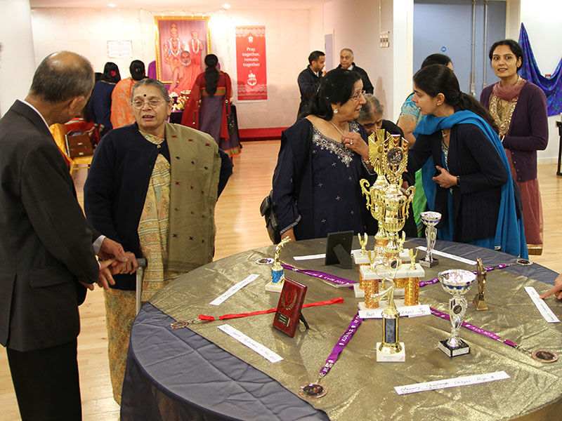 Pramukh Swami Maharaj's 93rd Birthday Celebration, East London - family celebrations