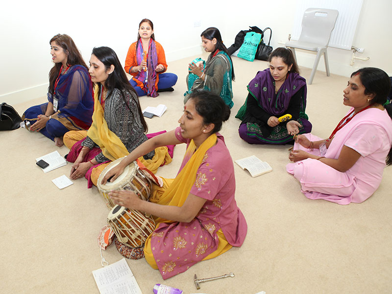 'Become Adarsh' - A Personal Satsang Development Programme for Yuvatis