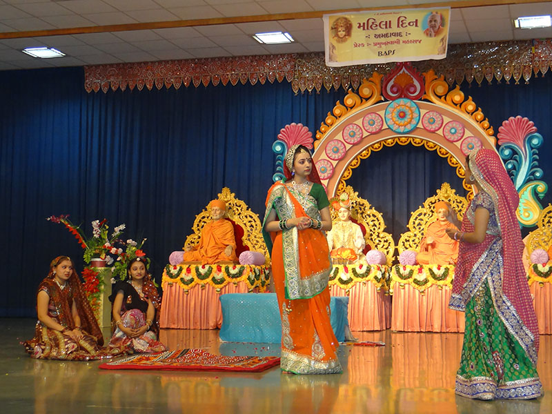 Mahila Din Celebrations 2014, Ahmedabad