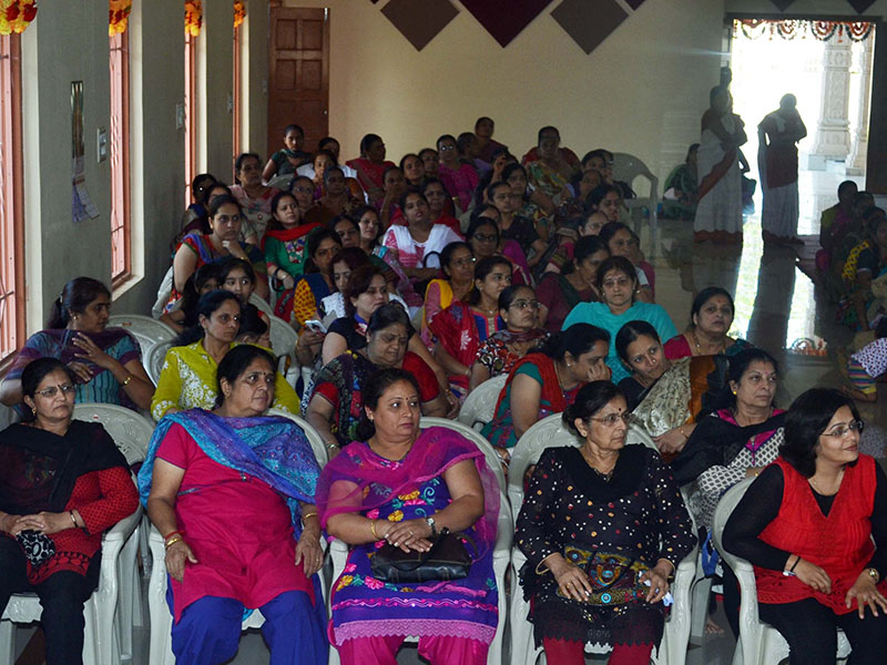 Mahila Din Celebrations 2014, Veraval