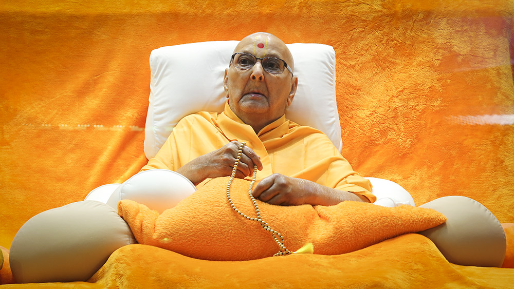 13 April 2014 Hh Pramukh Swami Maharaj S Vicharan Sarangpur India