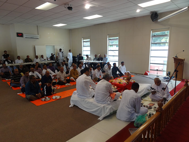 Shri Swaminarayan Jayanti Celebration 2014, Wellington