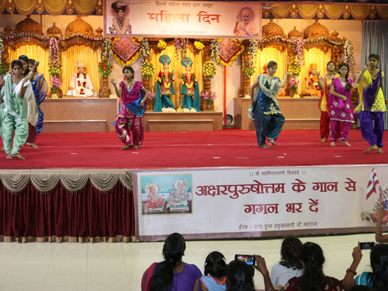 Mahila Din Celebrations 2014, Delhi