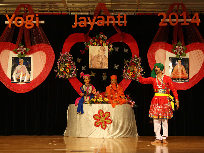 Yogi Jayanti Celebrations 2014, Auckland