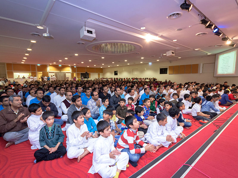 Yogi Jayanti Celebrations 2014, Sydney