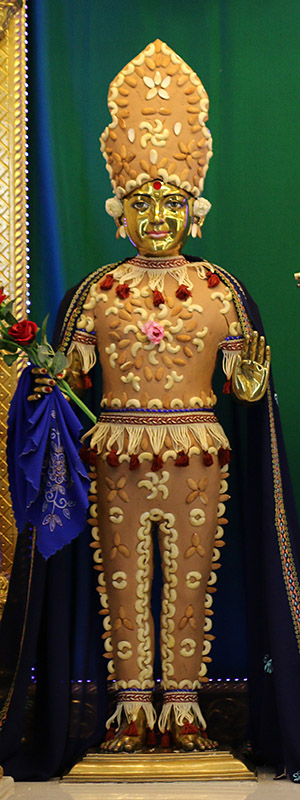 Chandan Adornment 2014, Junagadh