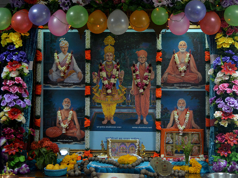 Yogi Jayanti Celebrations 2014, Muscat