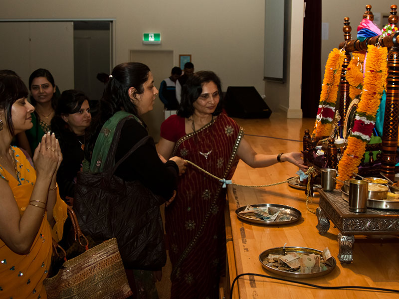 Janmashtami Celebrations, Auckland