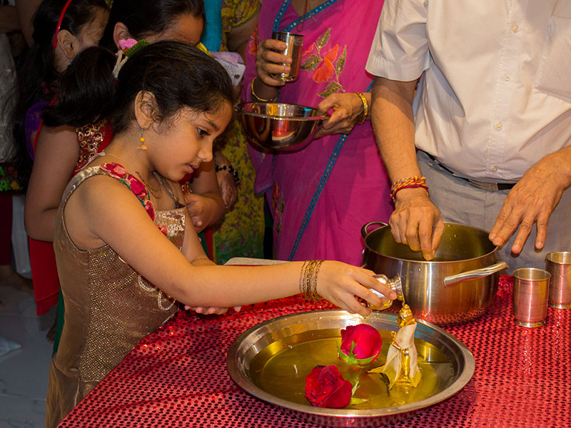 Janmashtami Celebrations, Hong Kong