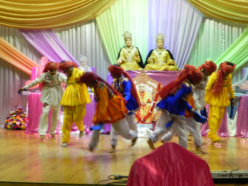 Jamashtami Celebrations, Lenasia