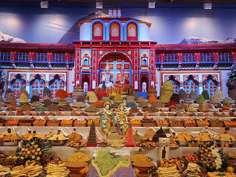 Hindu New Year Celebrations, London, UK