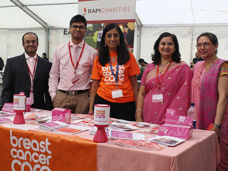 London New Year Celebrations: Supporting Breast Cancer Care