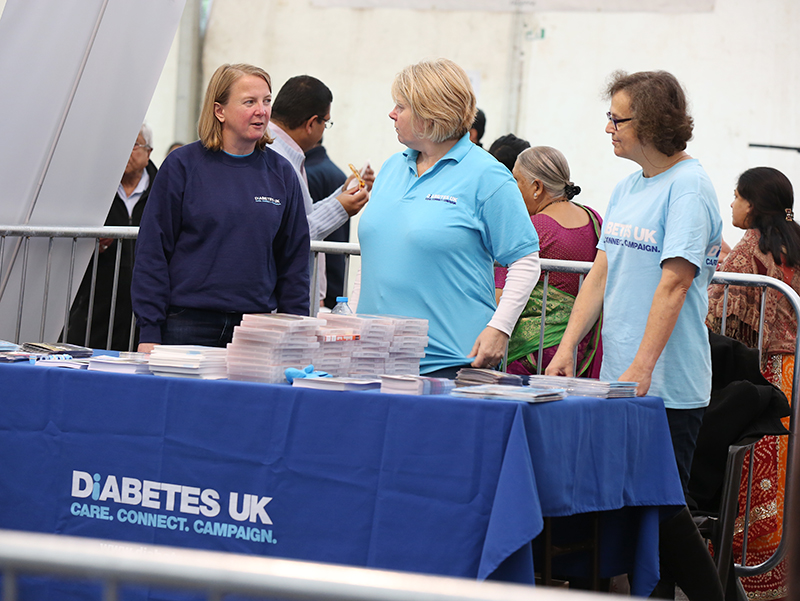 London New Year Celebrations: Supporting Diabetes UK