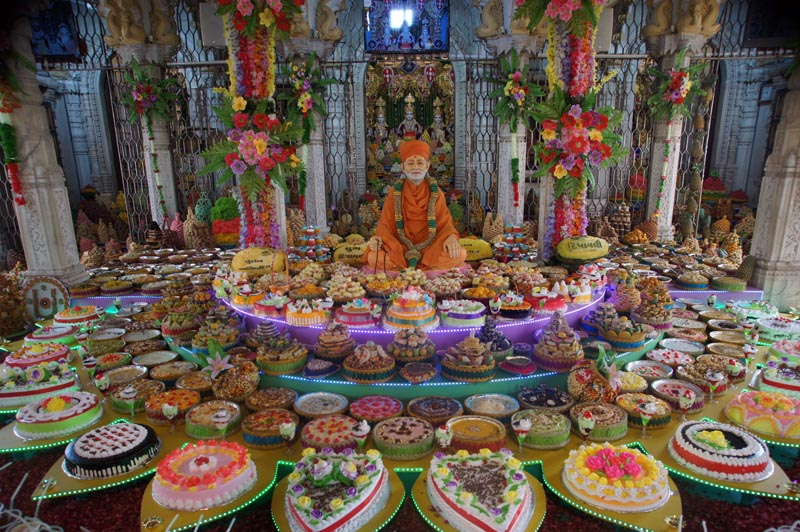 Annakut Celebrations, Ahmedabad