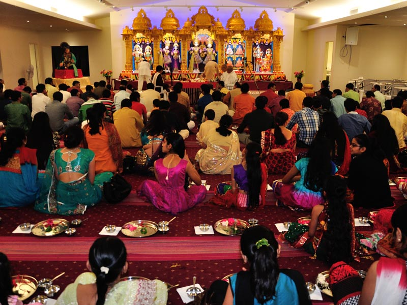 Annakut Celebrations, Brisbane