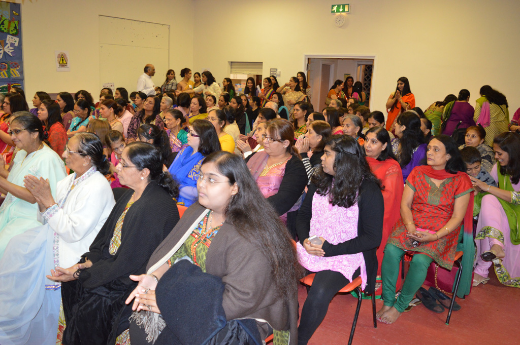 Diwali and Annakut Celebrations, Reading, UK