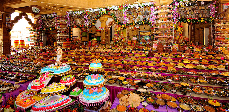 Annakut Celebrations 2014, Anand