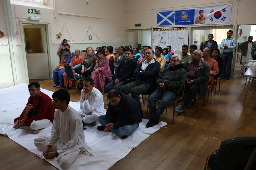 Diwali and Annakut Celebrations, Aberdeen, Scotland