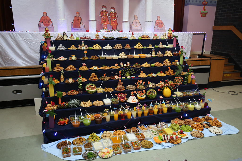 Diwali & Annakut Celebrations, Glasgow, Scotland