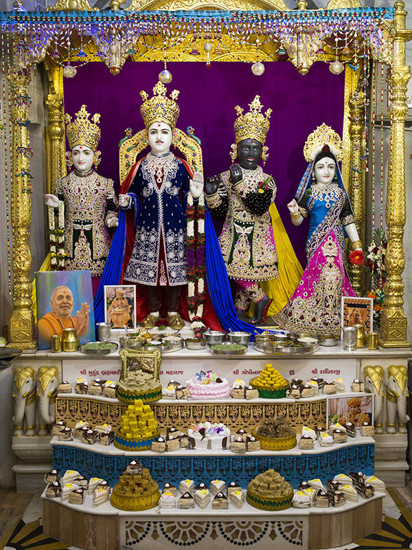 Morning Darshan