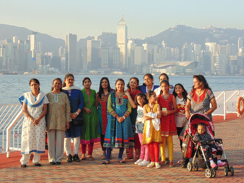 Pramukh Swami Maharaj's 94th Janma Jayanti (Birthday) Celebrations, Hong Kong