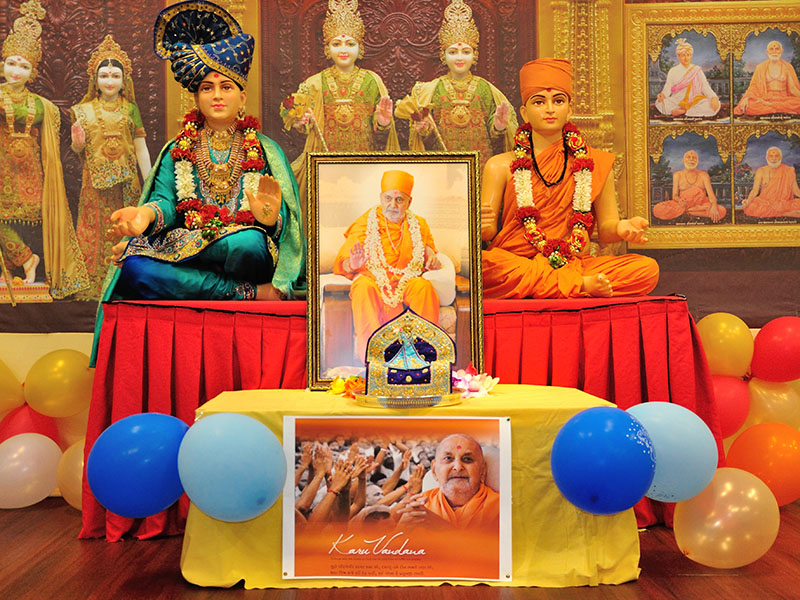 Pramukh Swami Maharaj's 94th Birthday Celebrations, Brisbane