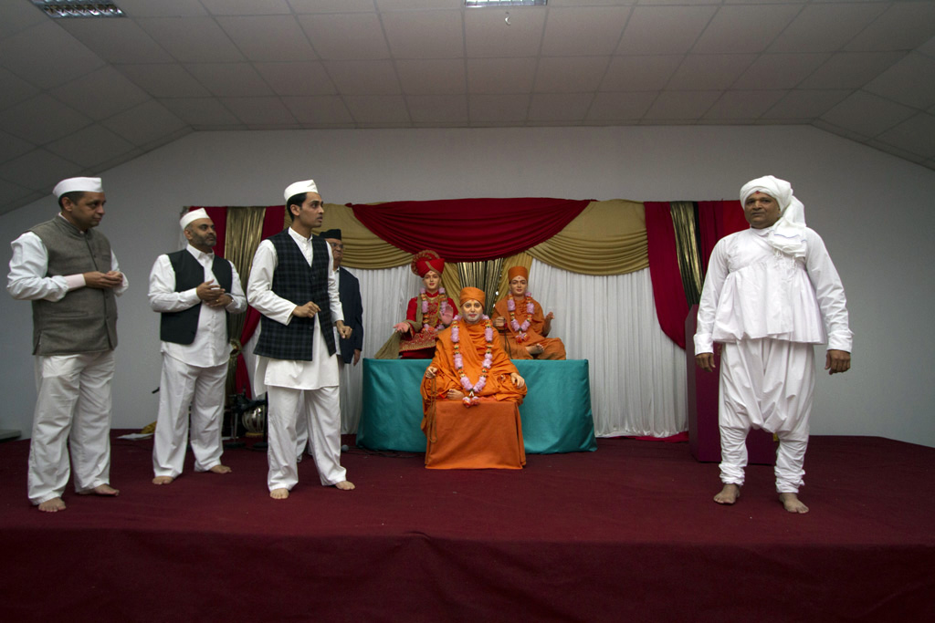 Pramukh Swami Maharaj's 94th Birthday Celebrations, Coventry, UK