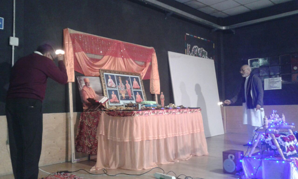 Pramukh Swami Maharaj's 94th Birthday Celebrations, Milan, Italy