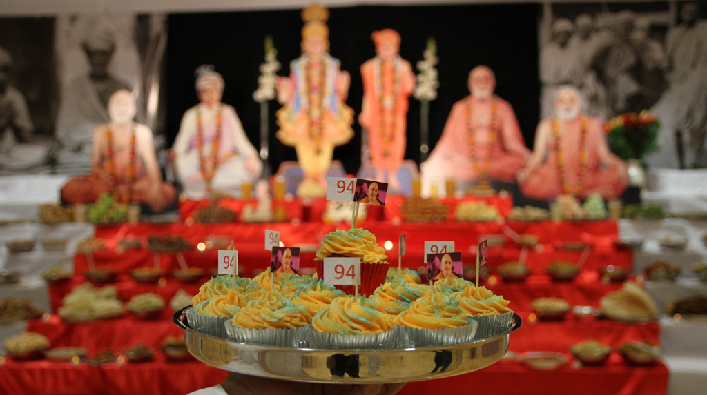 Pramukh Swami Maharaj's 94th Birthday Celebrations, East London, UK