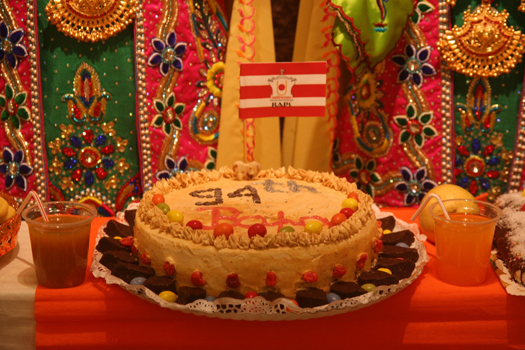 Pramukh Swami Maharaj's 94th Birthday Celebrations, Lisbon, Portugal