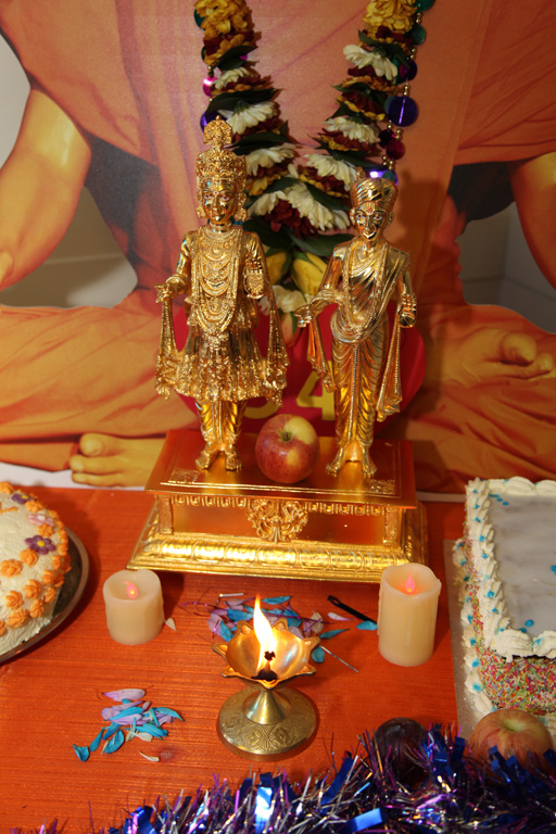 Pramukh Swami Maharaj's 94th Birthday Celebration, Preston, UK