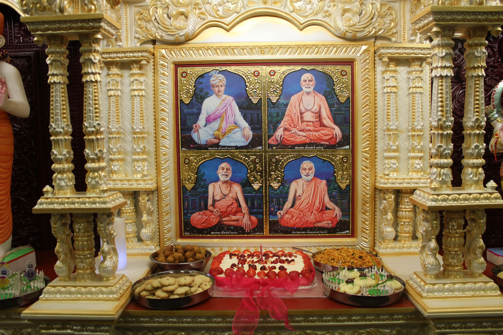 Pramukh Swami Maharaj's 94th Birthday Celebrations, Leeds, UK