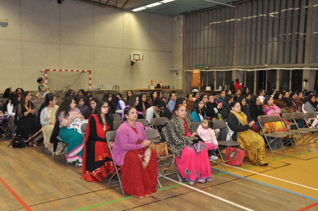 Pramukh Swami Maharaj's 94th Birthday Celebrations, Paris, France