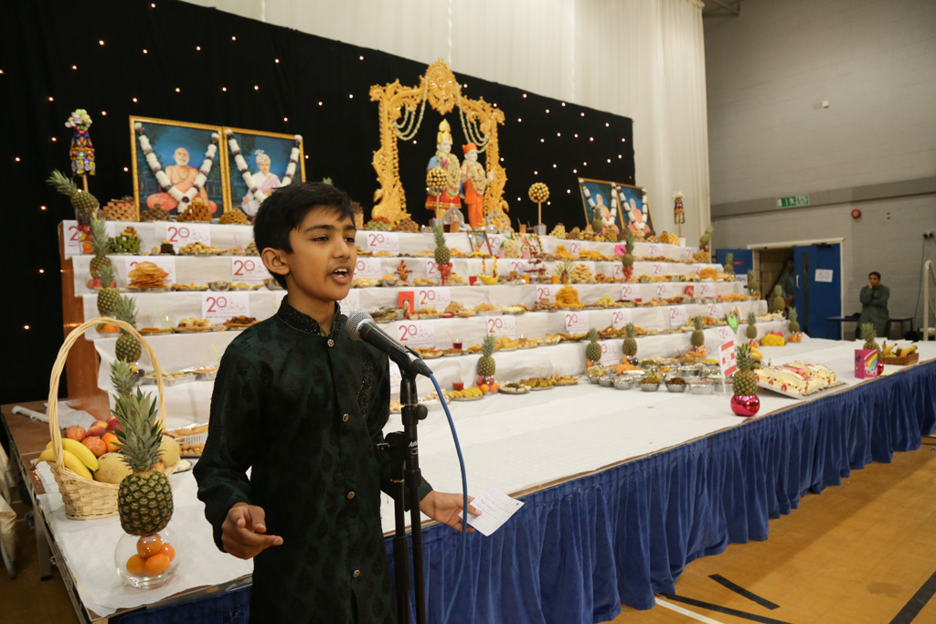Pramukh Swami Maharaj's 94th Birthday Celebrations, South East London, UK