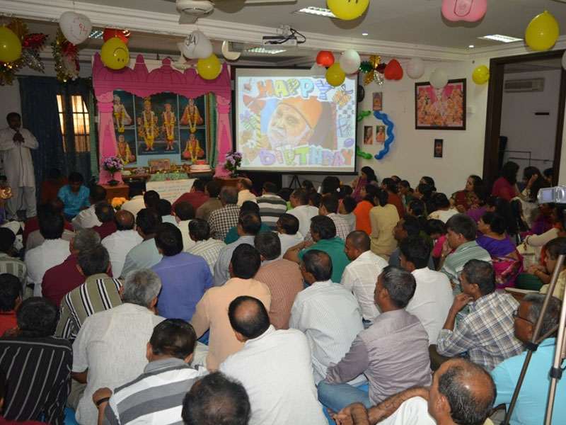 Pramukh Swami Maharaj's 94th Janma Jayanti (Birthday) Celebrations, Muscat