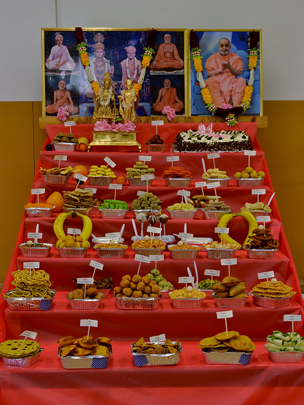 Pramukh Swami Maharaj's 94th Birthday (Janm Jayanti) Celebrations, Canberra