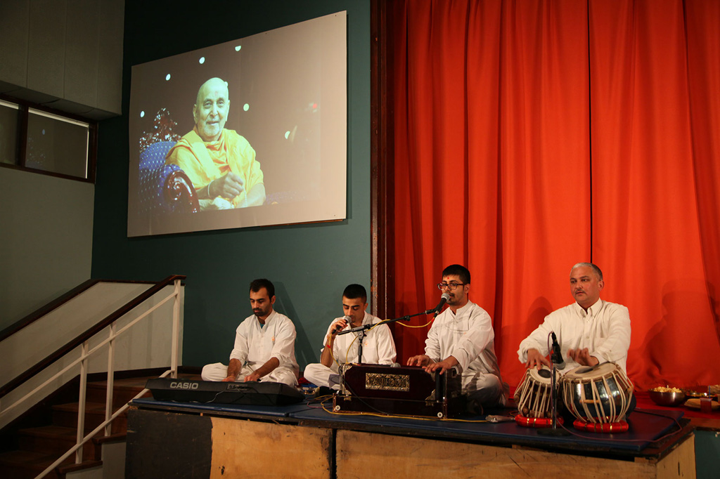 Pramukh Swami Maharaj's 94th Birthday Celebrations, West London, UK