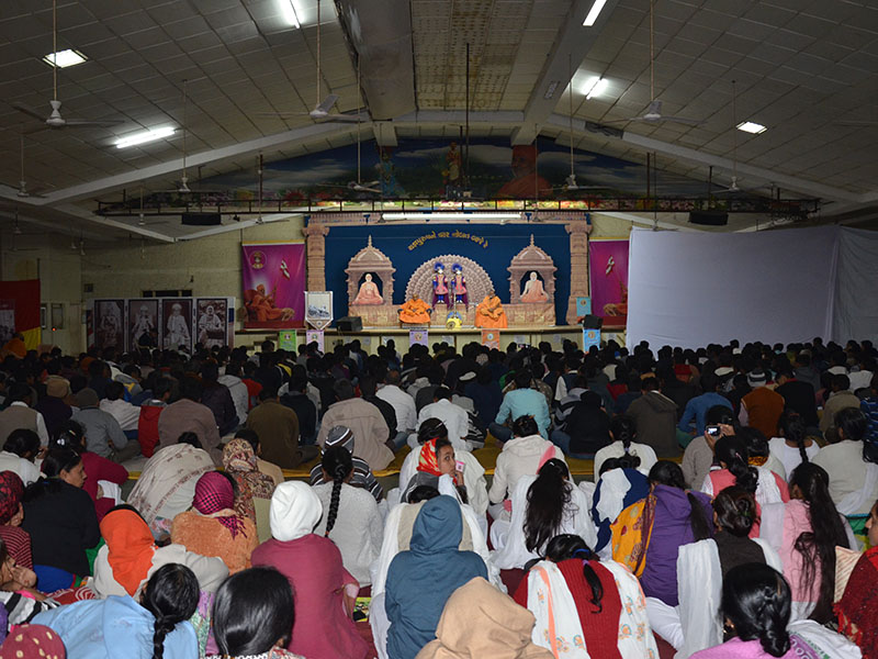 Annual Conventions (shibir) for Volunteers coordinating Children's Activities, India