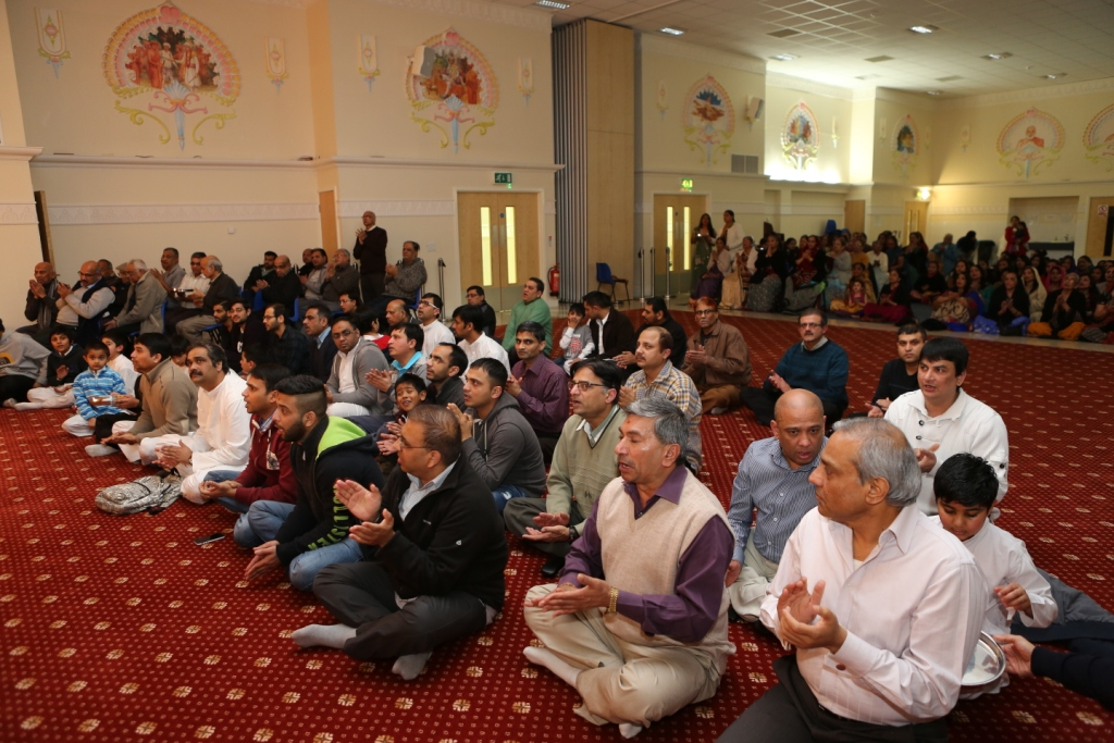 Shastriji Maharaj 150th Anniversary Celebrations, Wellingborough, UK