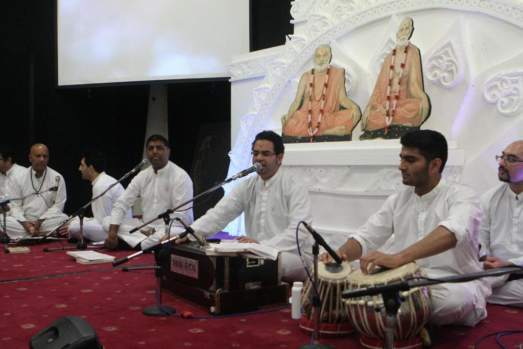 Shastriji Maharaj 150th Anniversary Celebrations, Birmingham, UK