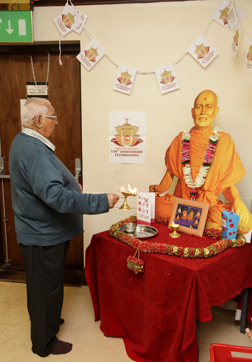 Shastriji Maharaj 150th Anniversary Celebrations, Preston, UK
