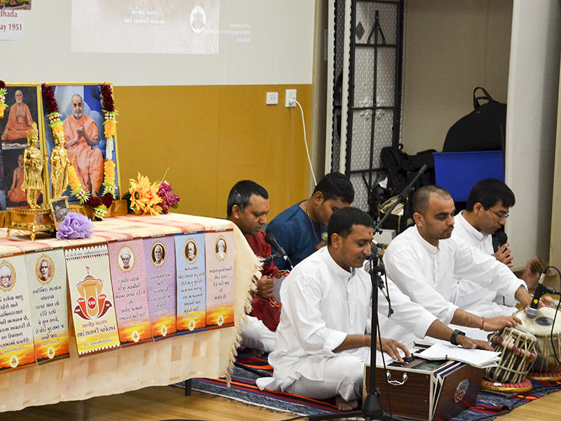 Shastriji Maharaj 150th Birth Anniversary Celebrations, Canberra