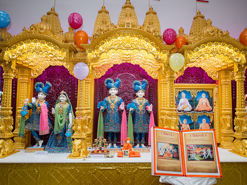 Shastriji Maharaj 150th Birth Anniversary Celebrations, Melbourne