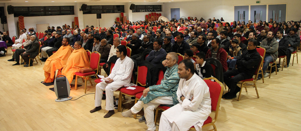 Shastriji Maharaj 150th Anniversary Celebrations, East London, UK