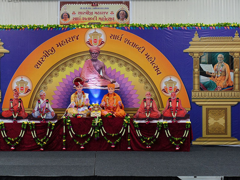 Shastriji Maharaj 150th Birth Anniversary Celebrations, Adelaide