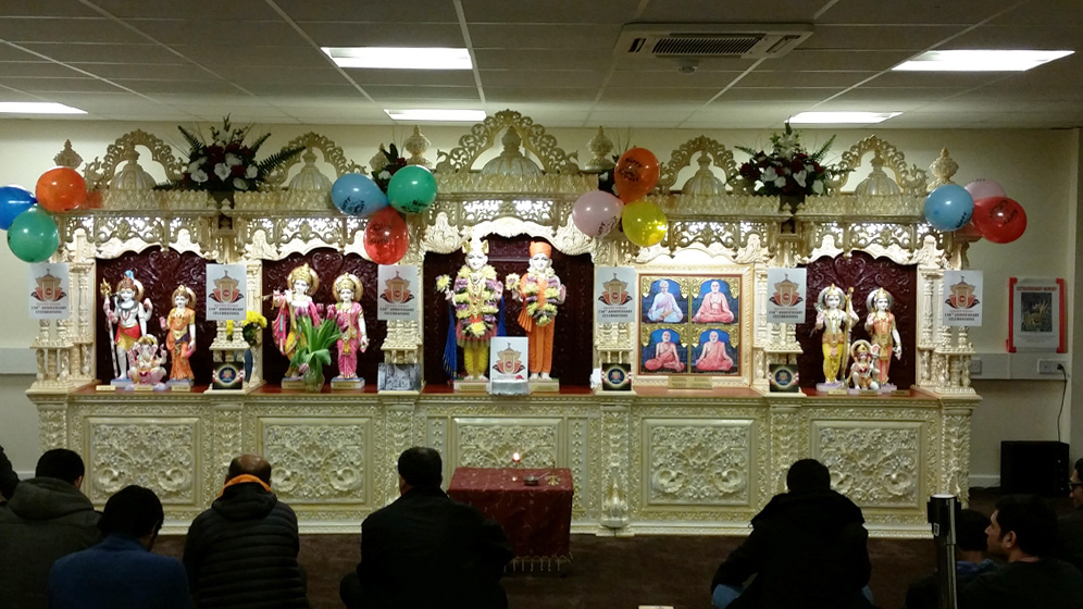 Shastriji Maharaj 150th Anniversary Celebrations, Leeds, UK