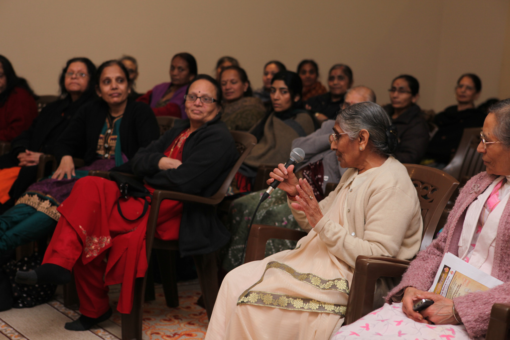 Shastriji Maharaj 150th Anniversary Celebrations, Mahila Mandal, Leicester, UK