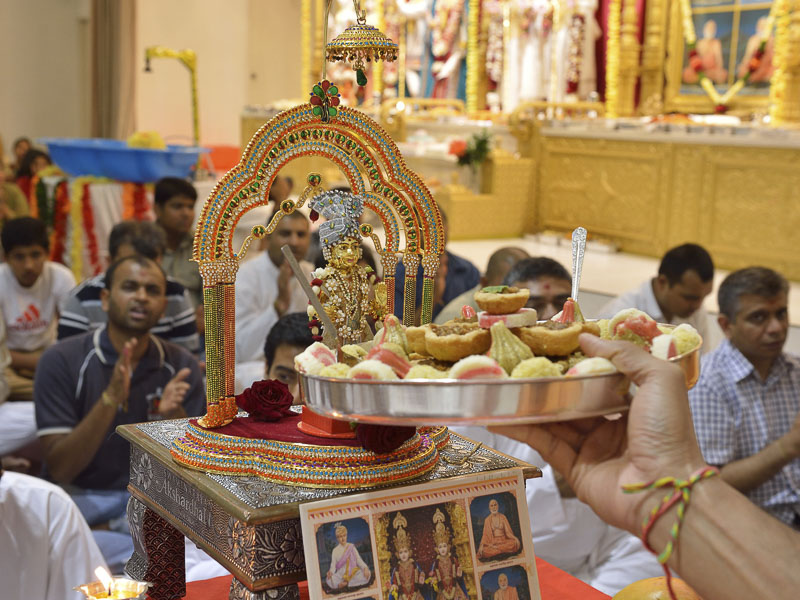 13th Patotsav Celebrations of BAPS Shri Swaminarayan Mandir, Perth